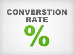 Online Conversion Rates
