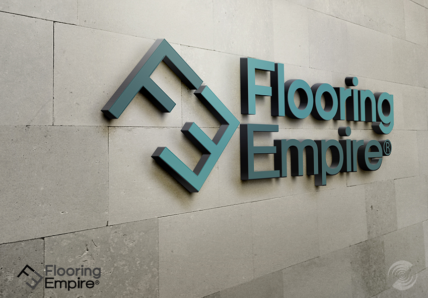 floor and decor logo illumination consulting business services marketing website design 7546