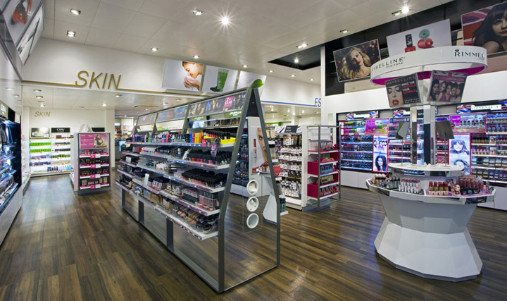 Organic skin care products at sephora