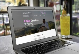 Dr Atiemo Website Mockup By Illumination Consulting 300x206