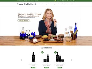 Susan Kallal Md Website Design By Illumination Consulting 300x225