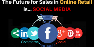 Future For Online Retail Sales Is Social Media