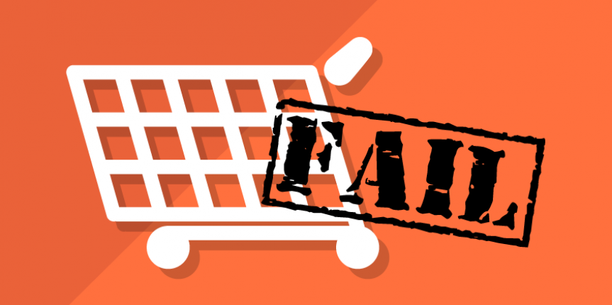 10 Reasons Why E-Commerce Websites Don't Produce Sales