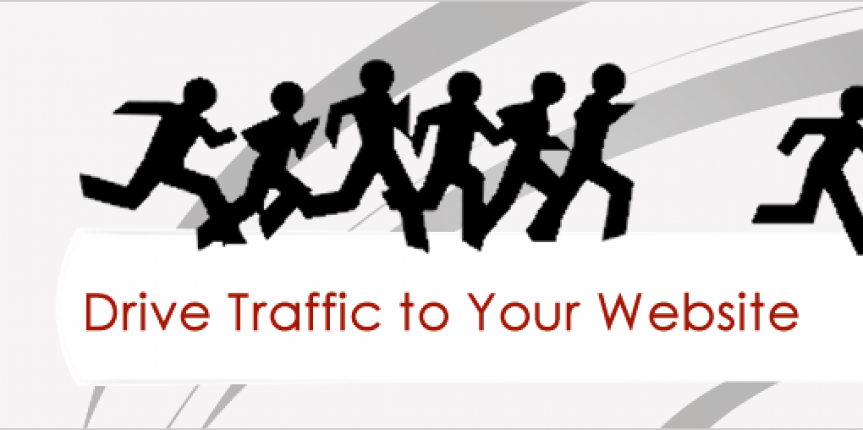 10 Ways To Increase Traffic To A Website