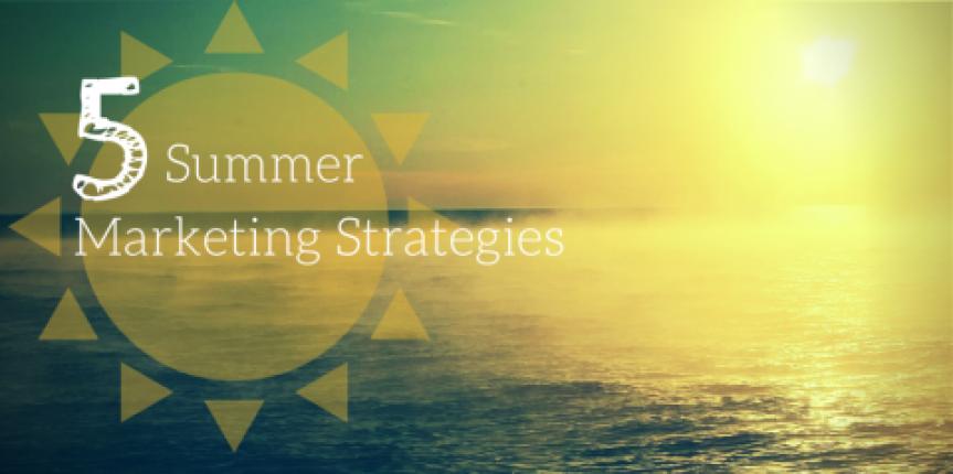 5 Summer E-Commerce Marketing Tips
