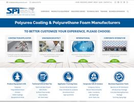 Specialty Products New Website