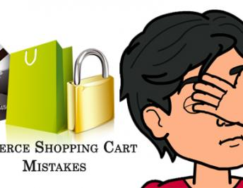 10 Shopping Cart Mistakes That Cause Declines In Sales