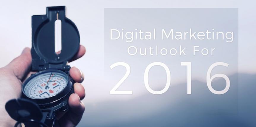 Online Marketing Trends For 2016