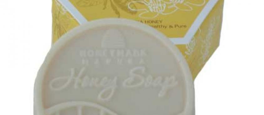 Product Design Manuka Honey Soap Honeymark