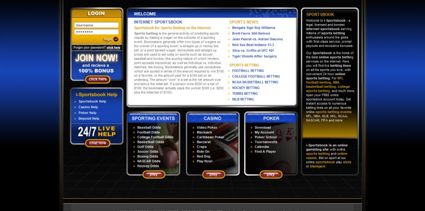 i-sportsbook