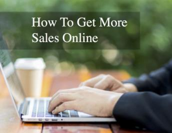 Successfully Selling Products Online