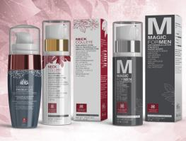 Morganna's Alchemy Skin Care Packaging Concept Design