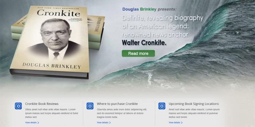 The Benefits And Advantages Of Quality Website Design For Authors And Book Sales