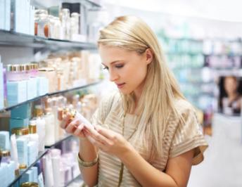 Getting Beauty Products Into Stores