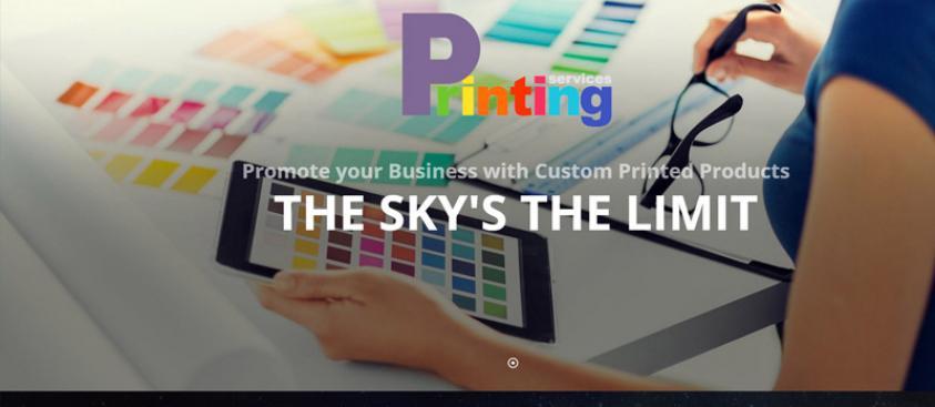 Yeko Printing Website