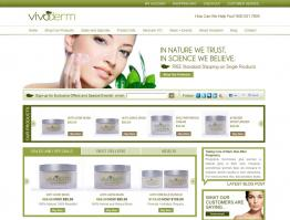 Vivoderm Website