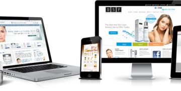 Skin Care Website Design Tips And Mistakes To Avoid