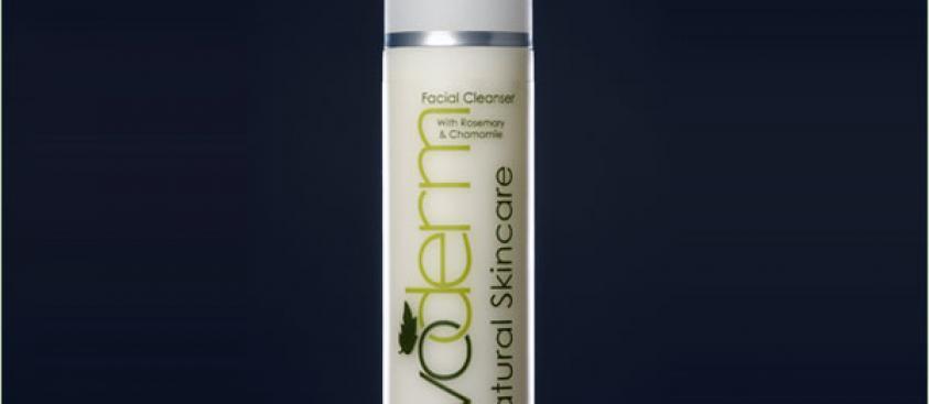 Product Design Facial Cleanser Vivoderm
