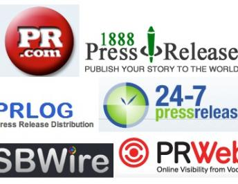Top 10 Press Release Content Publishing And Distribution Websites For Online Marketing
