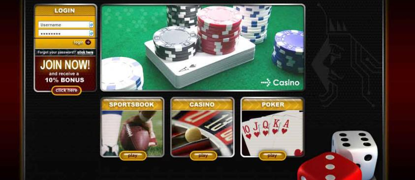 Casino Unreal Website