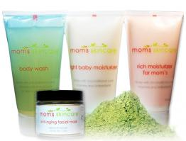 Mom's Skincare Packaging