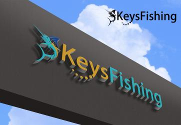 Keys Fishing Company Logo