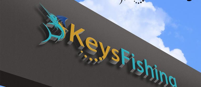 Keys Fishing Company Logo