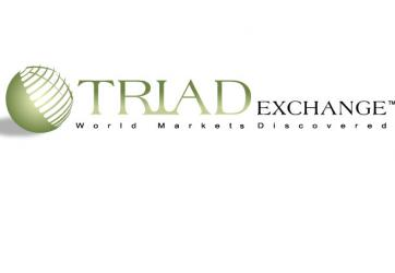 Logo Design Triad Exchange A Market Management Agency