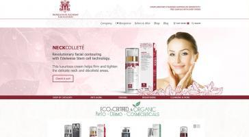 Morganna's Alchemy Skin Care Website