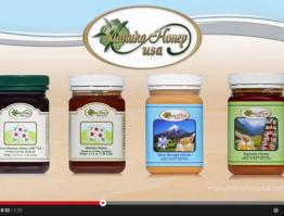 Manuka Honey USA Product Marketing Video