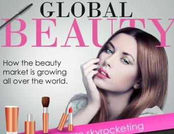 E-Commerce Beauty Sales Soar Online Over 30%