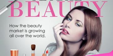 E-Commerce Beauty Sales Soar Online Over 30%