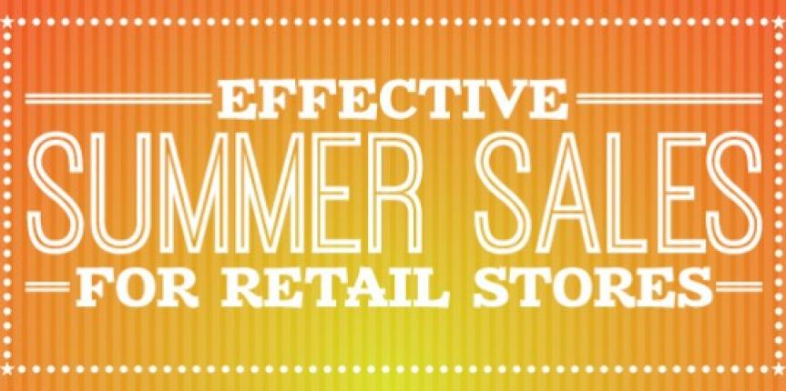 5 Tips To Increase Retail Sales During The Summer