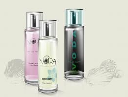 Product Design Skin Care VODA Brand