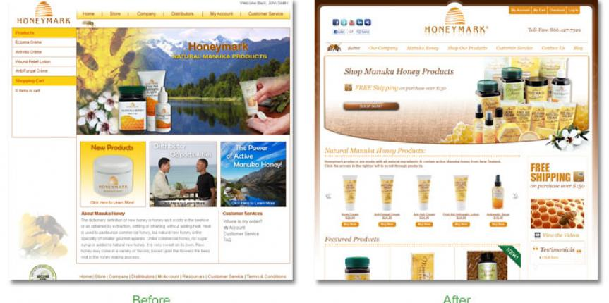 Illumination Consulting Launches Magento Ecommerce Website For The Skin Care Industry