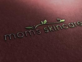 Mom's Skincare Logo