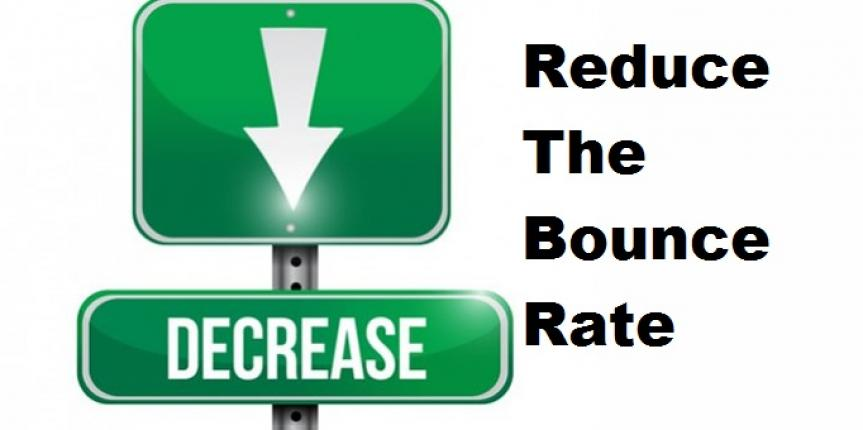 5 Ways To Lower Website Bounce Rate