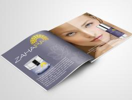 Skin Care Catalog Design And Print Advertising