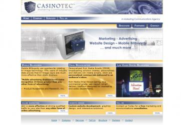 CasinoTec Website
