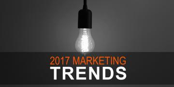 Top 2017 Online Marketing Trends