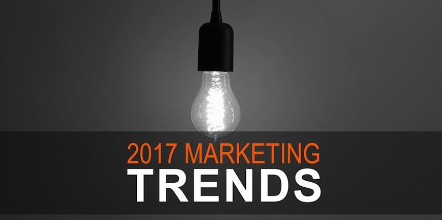 Top 2017 Online Marketing Trends