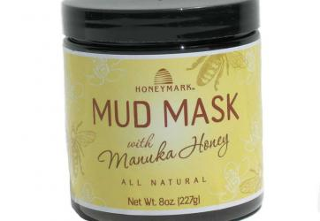 Product Design Mud Mask Honeymark