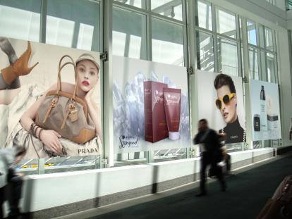 Skin Care Print Design Poster Advertisement