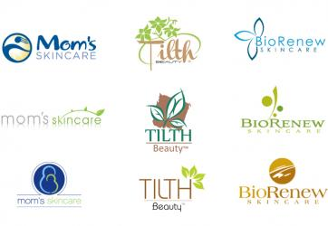 Skin Care Logo Design Services