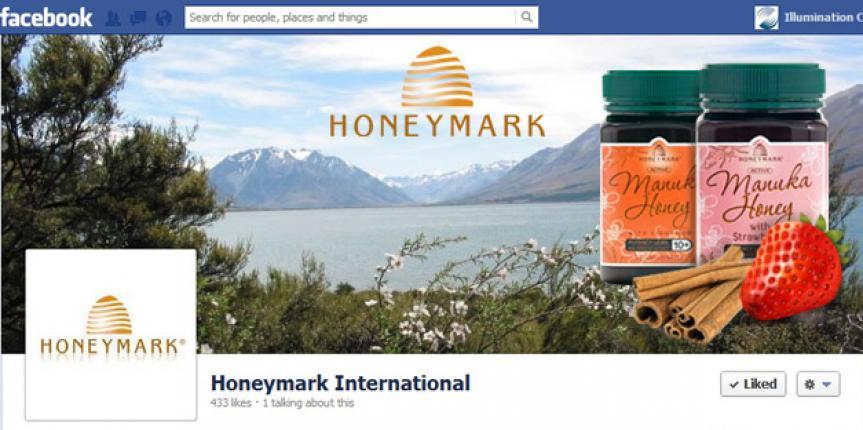 Social Media Customization Honeymark