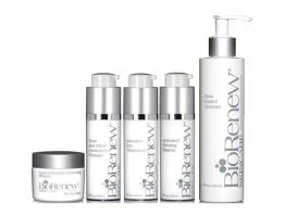 Packaging Design Cosmeceutical Skincare Biorenew