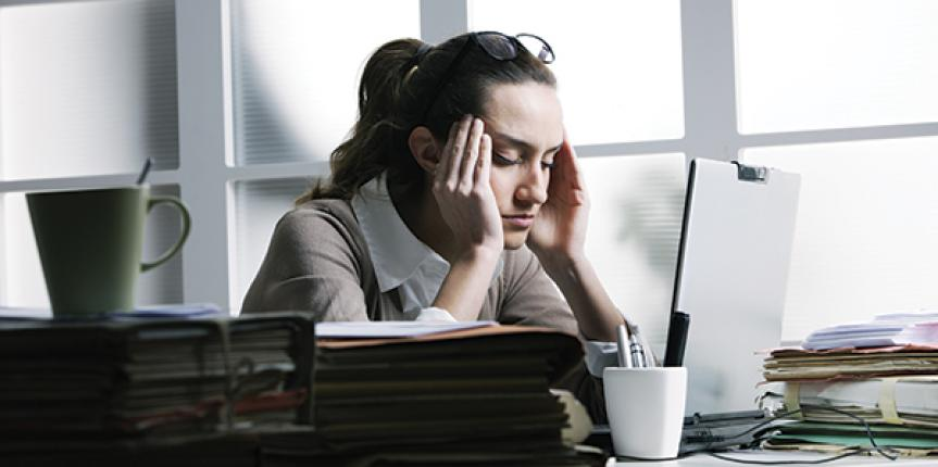 5 Business Stress Managing Tactics