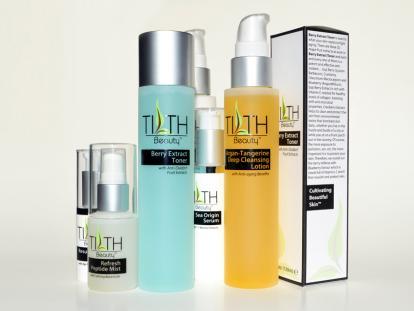 Tilth Beauty Packaging